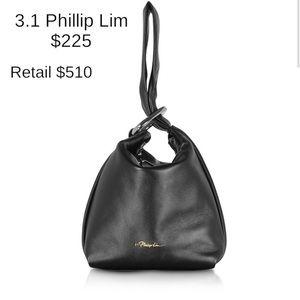 3.1 Phillip Lim Soft Leather Triangular Bag